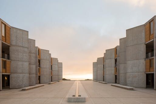 Salk Institute for Biological Studies, photos by Elizabeth Daniels