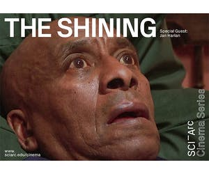 SCI-Arc Cinema Series: The Shining