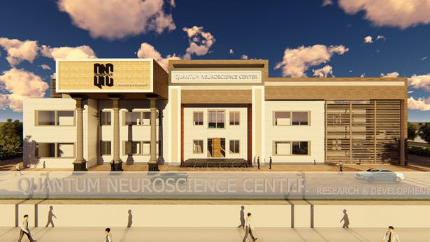 Neuro science Hospital design | Muhammad Muhyuddin