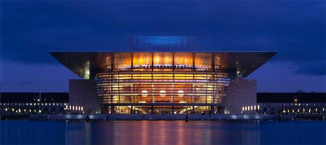 The Opera in Copenhagen, 2004 (Image: Henning Larsen Architects)