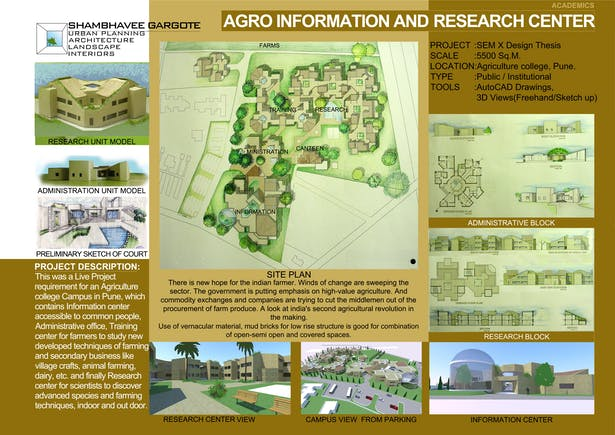 Agro Information and Research Center
