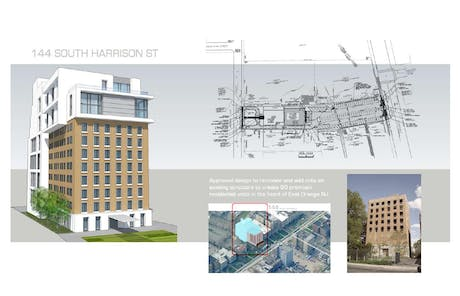 144 SH - 90 Units high rise residential project
