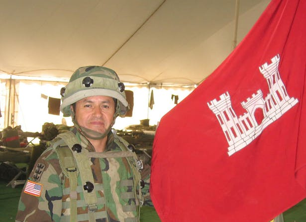 Jaime F. Bautista. My office under the Tent