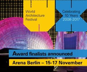 World Architecture Festival 2017