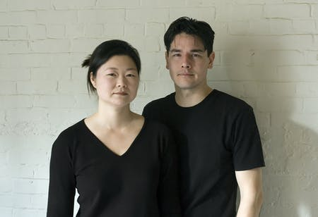 Meejin Yoon and Eric Höweler of Höweler + Yoon. Courtesy of Höweler + Yoon Architecture.