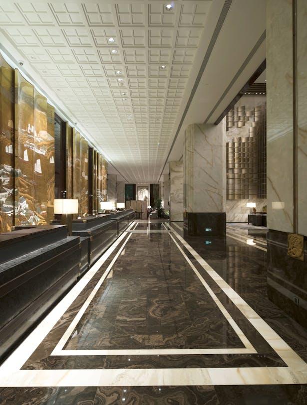 Fuzhou Kempinski Hotel - Lobby