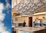 Ceiling Installation w/ Generative Modeling