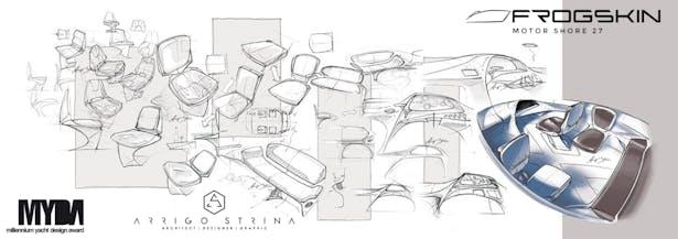 Frogskin 27 Off Shore Concept Design For Myda 2013 Arrigo Strina