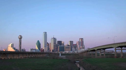 Skyline of downtown Dallas. (Photo: Matthew T Rader)