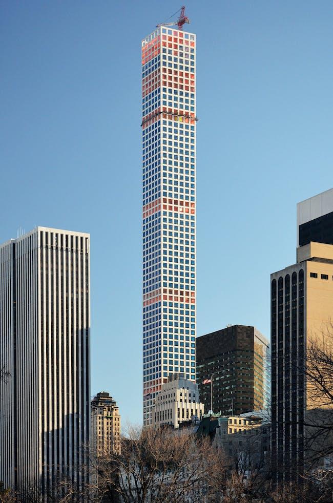 432 Park Avenue | New York City, USA by Rafael Viñoly Architects, Schuman, Lichtenstein, Claman & Efron. Photo © Royce Douglas.