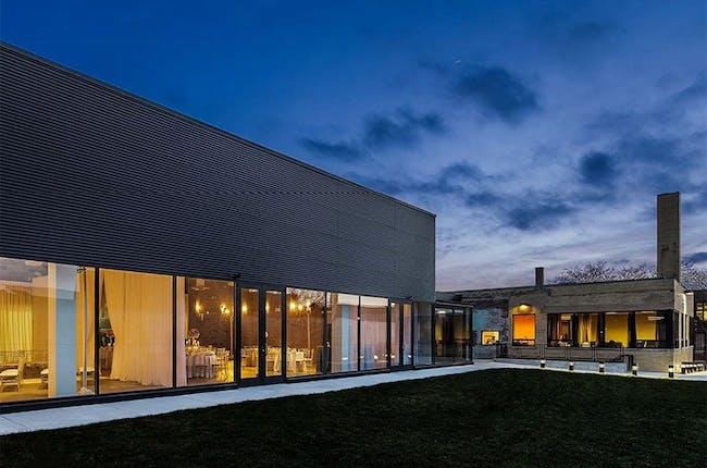 SustainABILITY Leadership Honor Award: Ignite Glass Studios in Chicago, Illinois by Epstein | Metter Studio. Photo: Mark Ballogg, Ballogg Photography.