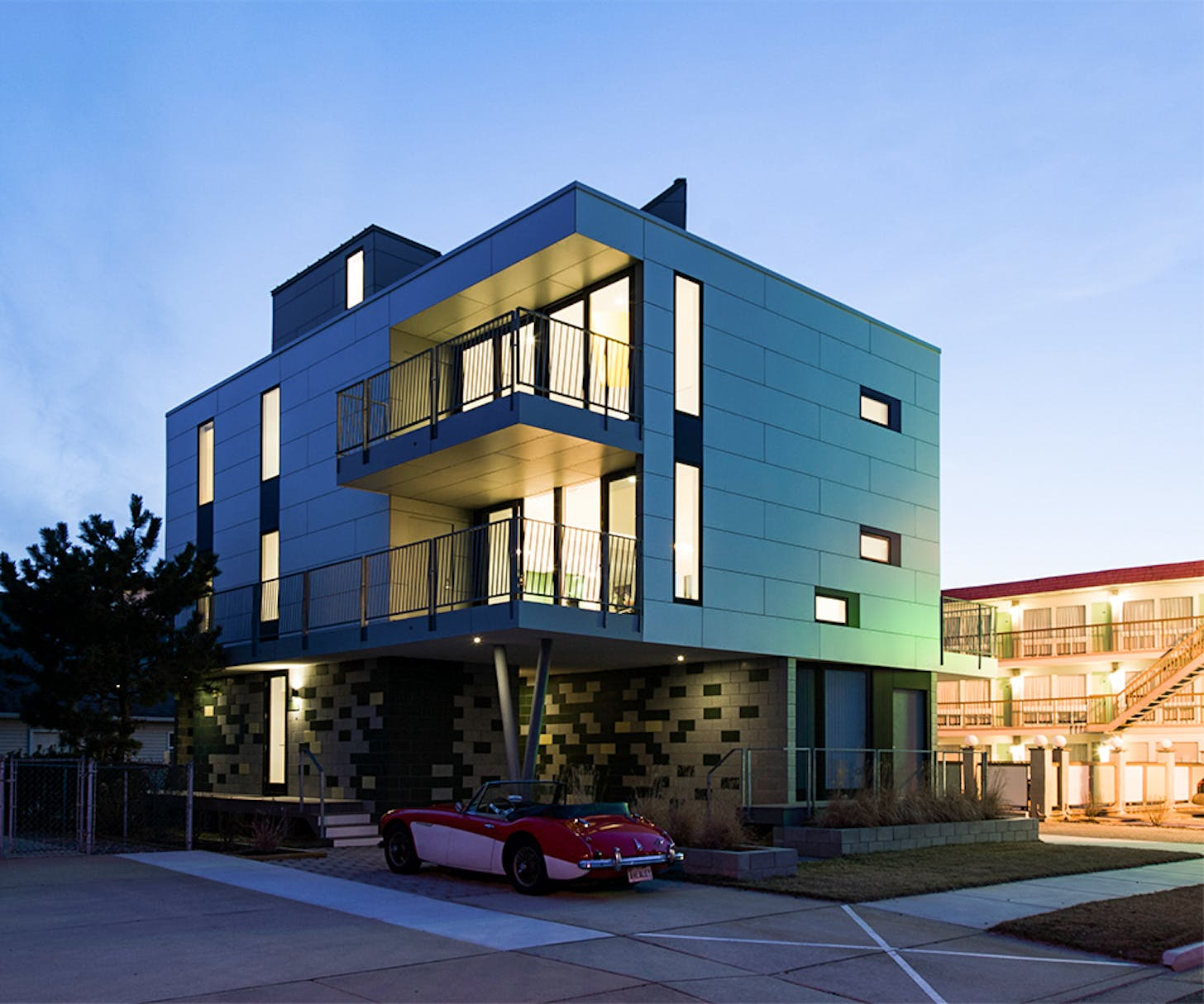 Starting an Architecture Firm in Two Cities Simultaneously; A Small ...