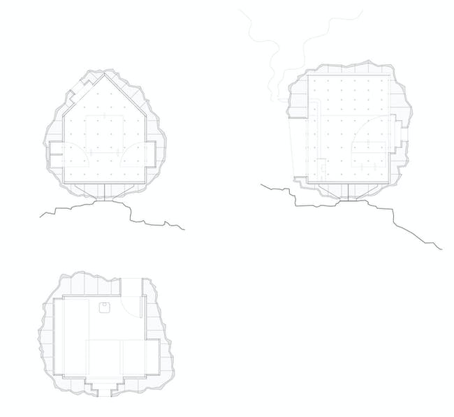 Plan. Image courtesy of BUREAU A.