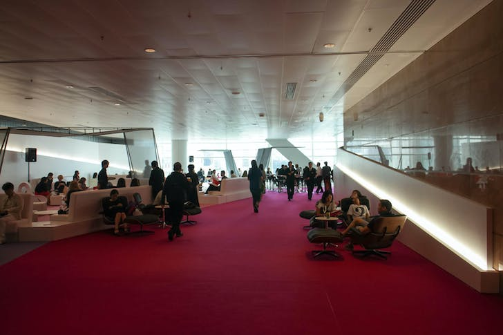 VIP Lounge at HKCEC