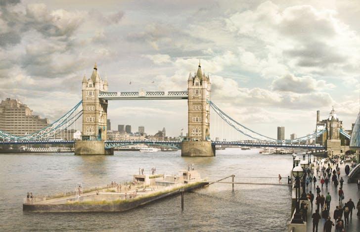 Thames Baths © Studio Octopi & Picture Plane
