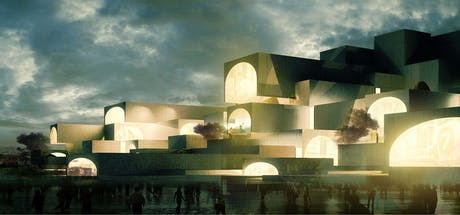 1st Prize Winner | Isfahan Dreamland Commercial Center Competition