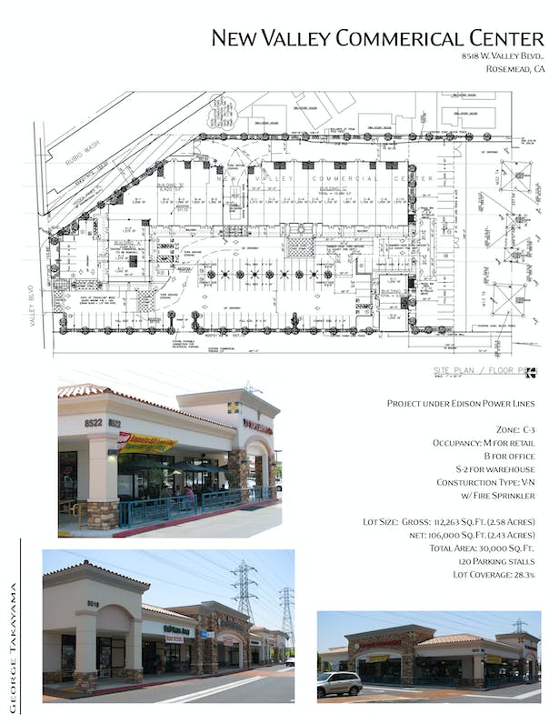 New Valley Commercial Center