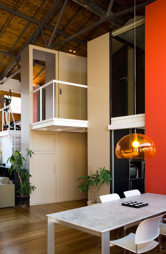 Loft Atocha Madrid Spain BeriotBernardini arquitectos Archinect