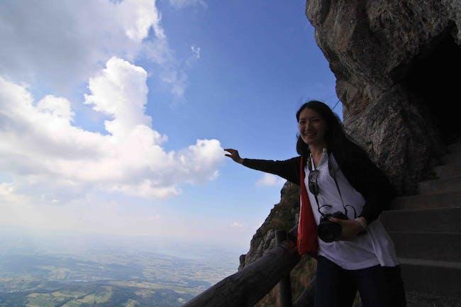 reaching the cloud