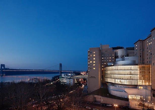 NYP - Vivian and Seymour Milstein Family Heart Center   daSilva