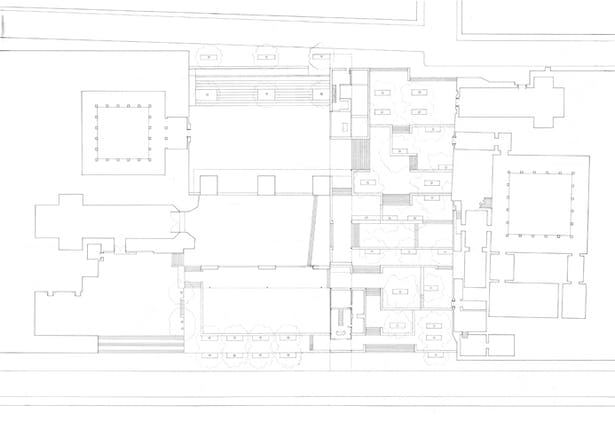 Redesigned Site Plan