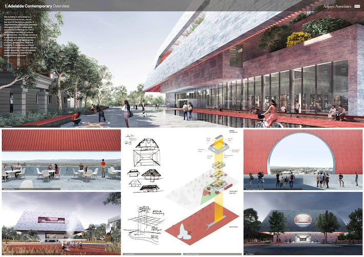 Bustler architecture competitions events news for Barbara motors inc hialeah fl