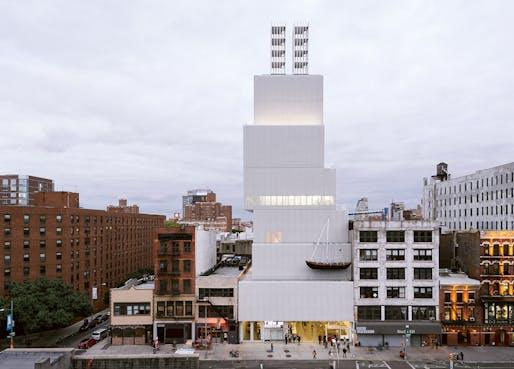 New Museum © Dean Kaufman