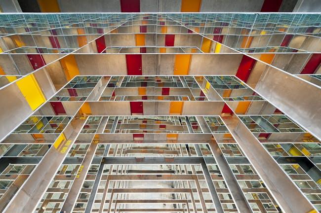Grundfos Dormitory in Aarhus, Denmark by CEBRA & NIRAS