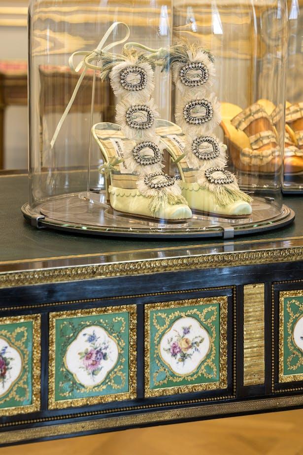 The Lady Hamilton shoes