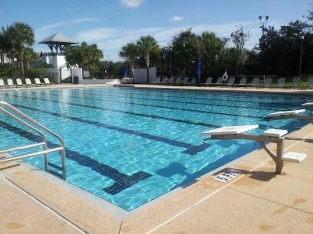 Junior Olympic Pool