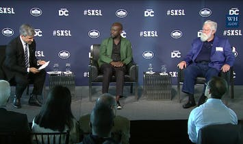 Watch David Adjaye and James Turrell discuss light, space, and architecture