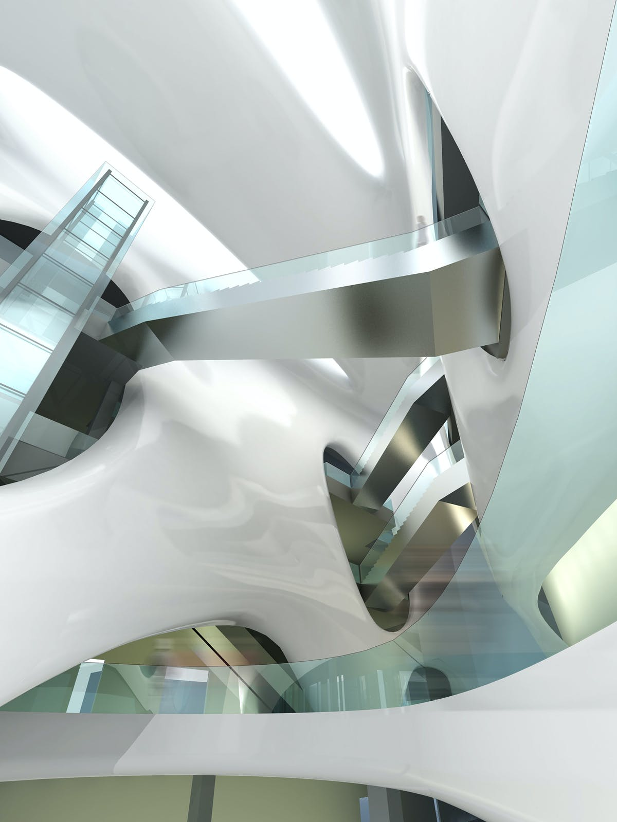 Erdos Museum Mad Architects Archinect