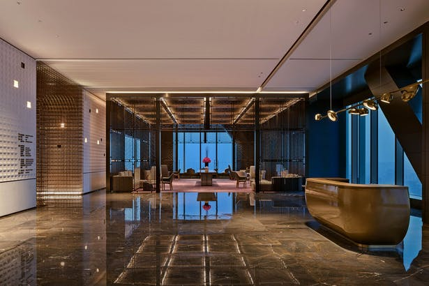 Golden Eagle G Hotel Nanjing(Yang Bangsheng & Associates Group)