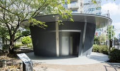 Tadao Ando completes slick public restroom design for The Tokyo Toilet project