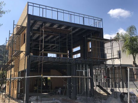 Private Villa [under construction]