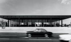 Modernizing a modernist icon: Neue Nationalgalerie to reopen next summer after Chipperfield-led renovation