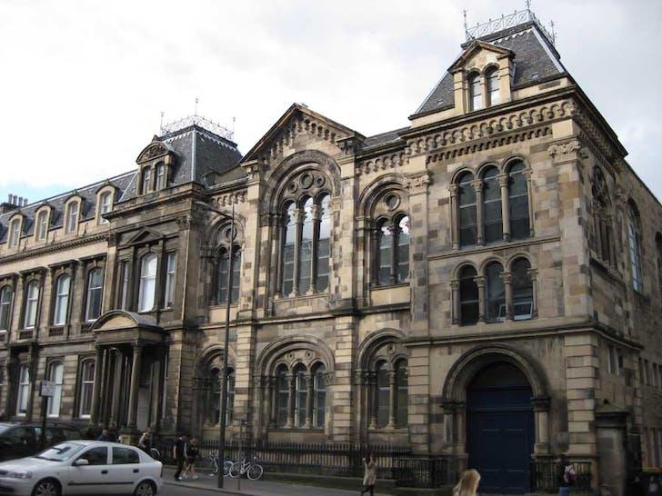 Edinburgh School of Architecture © Adrian Welch.