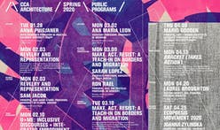 Get Lectured: California College of the Arts, Spring '20