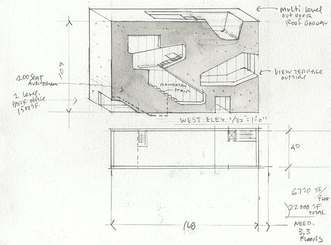 Courtesy of Steven Holl Architects.