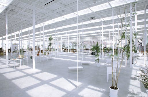 Junya Ishigami, KAIT Workshop, Kanagawa Institute of Technology, Japan, 2008 © Junya Ishigami + Associates