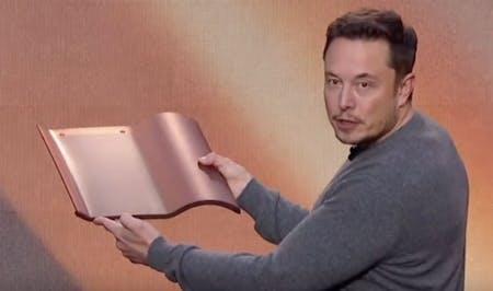 Elon Musk, Testa Solar Panels Presentation, 2016.