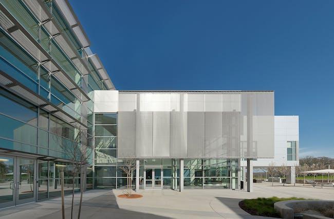 California ISO Headquarters, Dreyfuss Blackford, Folsom, California, LEED PLATINUM