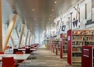 DC Public Library – West End Branch