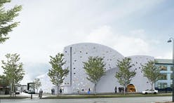 Copenhagen approves sleek mosque design by Henning Larsen Architects