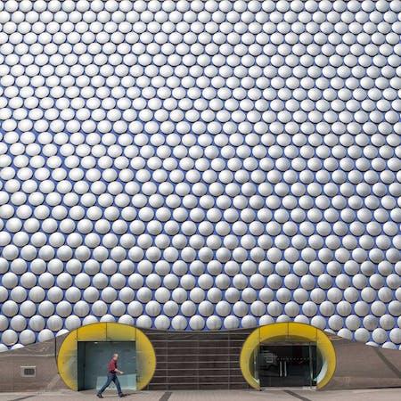 Facade of Selfridges Birmingham - Future Systems - ©lerichti