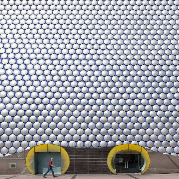 Facade of Selfridges Birmingham - Future Systems - ©lerichti