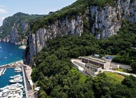 Natural Geometries: New Terna Electric Station in Capri