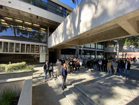USC Architecture Faculty. Photo courtesy of USC Architecture