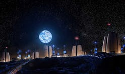 SOM's new Moon Village concept brings us one giant step closer to human settlement on the lunar surface