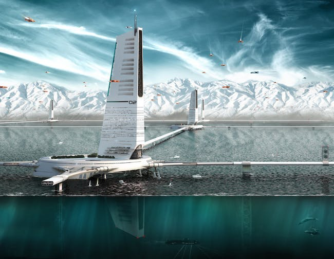 Honorable Mention: Moses Skyscraper